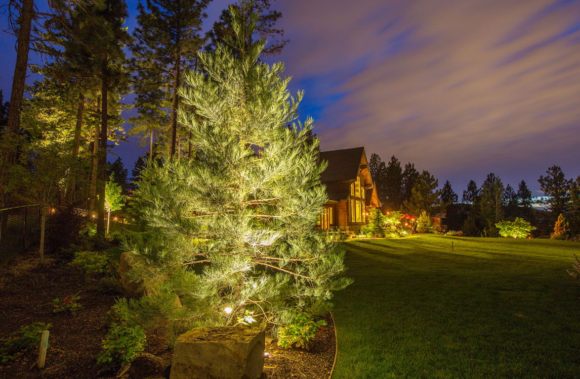 low voltage outdoor lighting for your landscape project